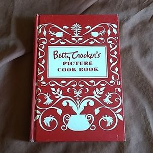 BETTY CROCKER'S PICTURE COOK BOOK 1998
